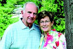 Joe and Jane Warren