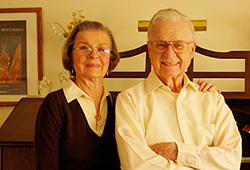 John and Phyllis Seaman, Honoring a Family Legacy